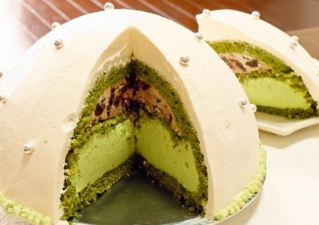 Matcha Mousse Cake Recipe