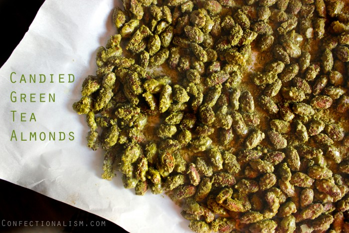 CANDIED GREEN TEA ALMONDS | Matcha Green Tea Powder | Enzo's Matcha ...