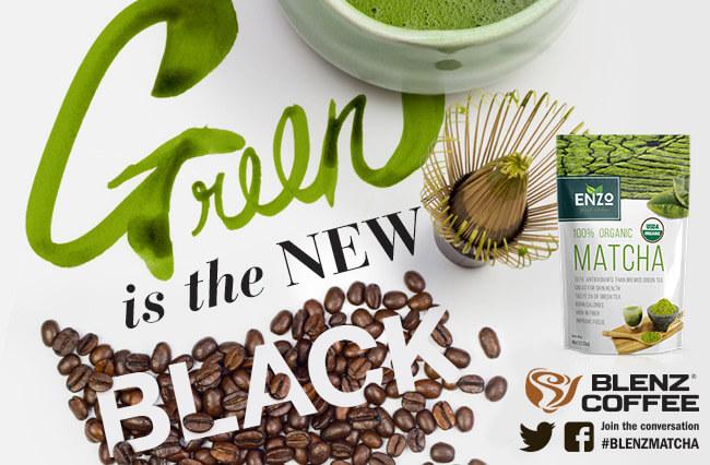 Coffee-Matcha