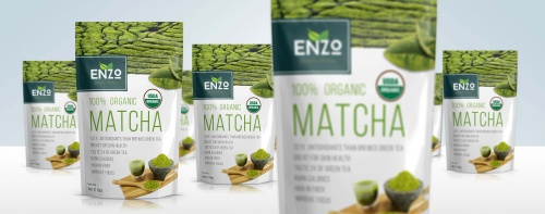 Enzo Matcha Green Tea Getting Positive Reviews