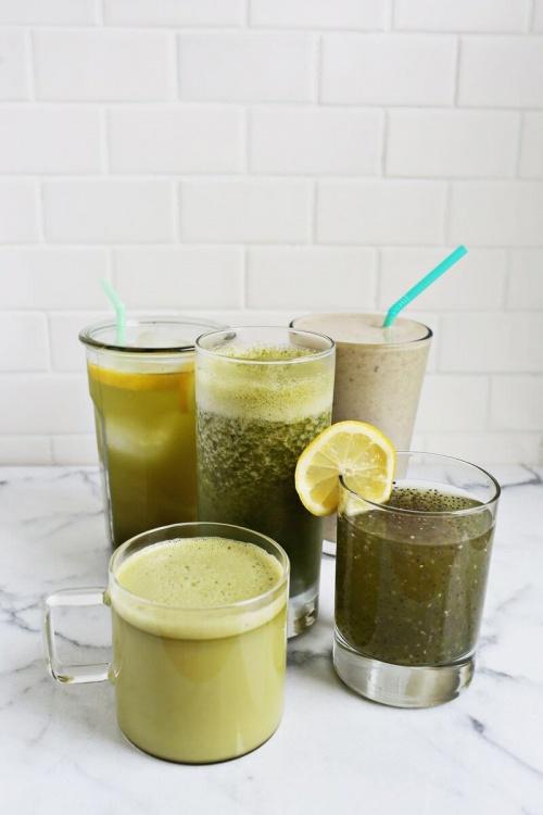5 WAYS TO ENJOY MATCHA GREEN TEA